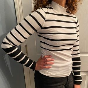 Striped fitted shirt from Spain!
